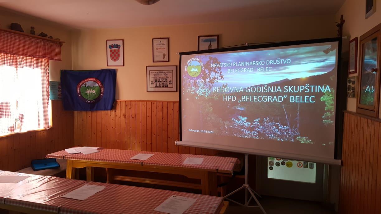 HPD Belecgrad godišnja izvještajna skupština
