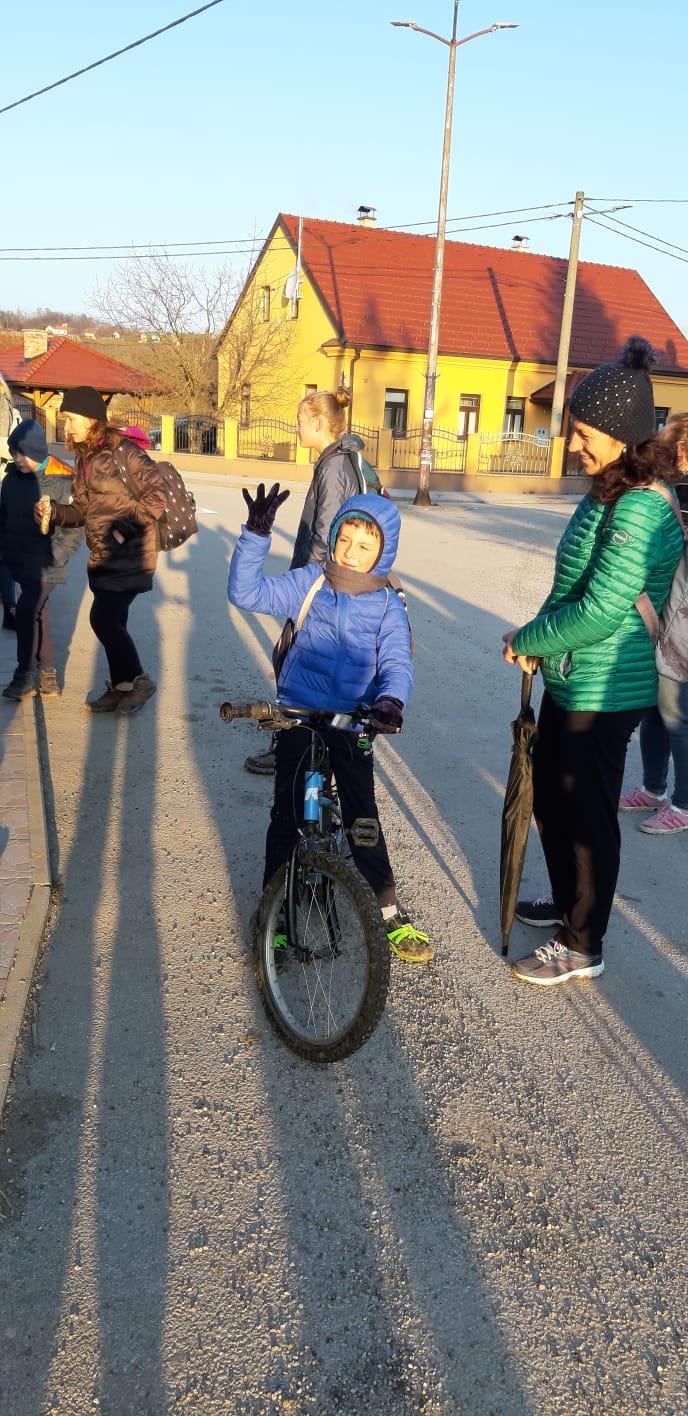 Sedmogodišnji Sani koji je prevozio put od Belca do Marije Bistrice