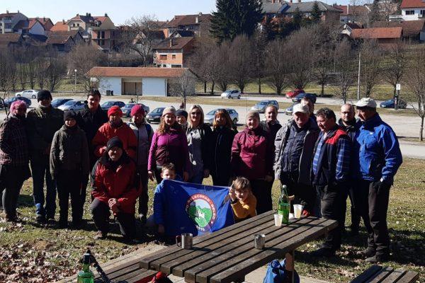 20. hodočašće Romarski put Belec - Marija Bistrica